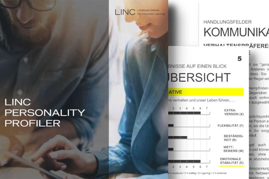 LINC Personality Profiler – Persönlichkeitsverfahren für Fach- und Führungskräfte: neu und validiert